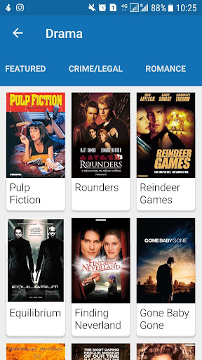 Telly - Watch TV & Movies  screenshots 6