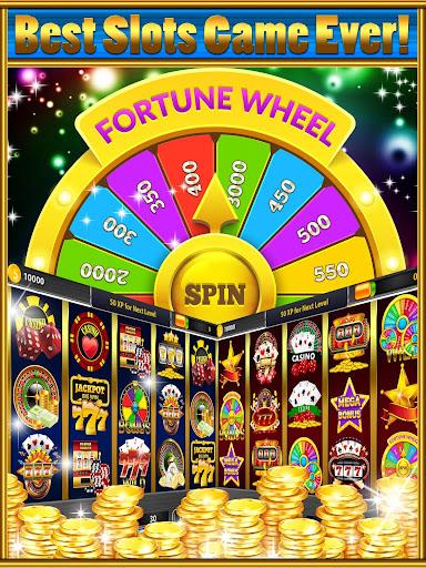 财富赌场 - 快速自旋
