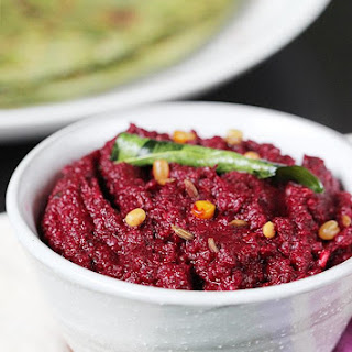 Beetroot Chutney Recipe, How To Make Beetroot Chutney