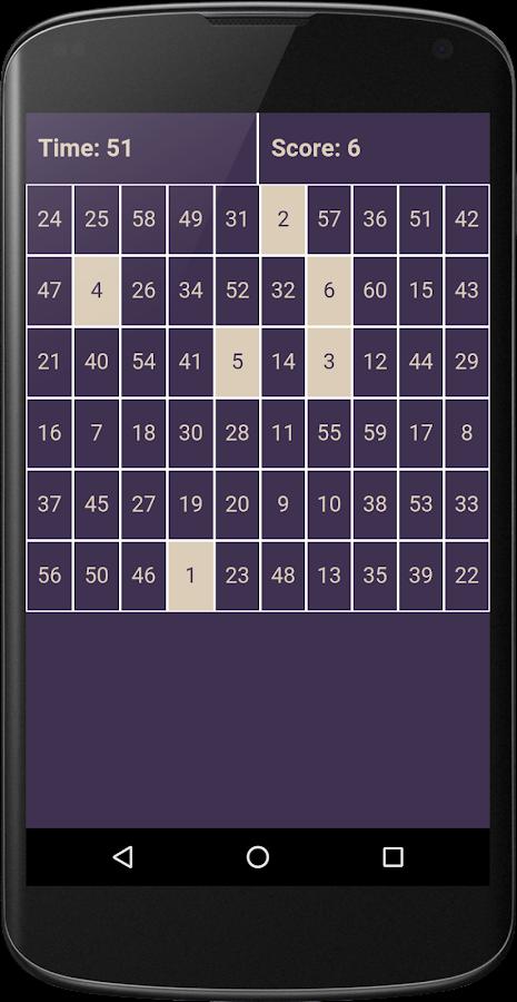 Fast 60 - στιγμιότυπο οθόνης