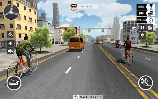 Bicycle Racing & Quad Stunts 1.3 screenshots 1