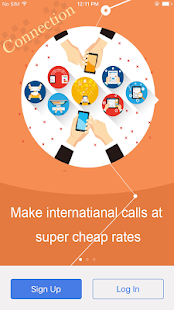 Cheap International Call Screenshot