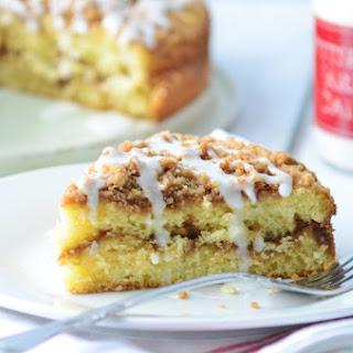 Double-Streusel Coffee Cake.