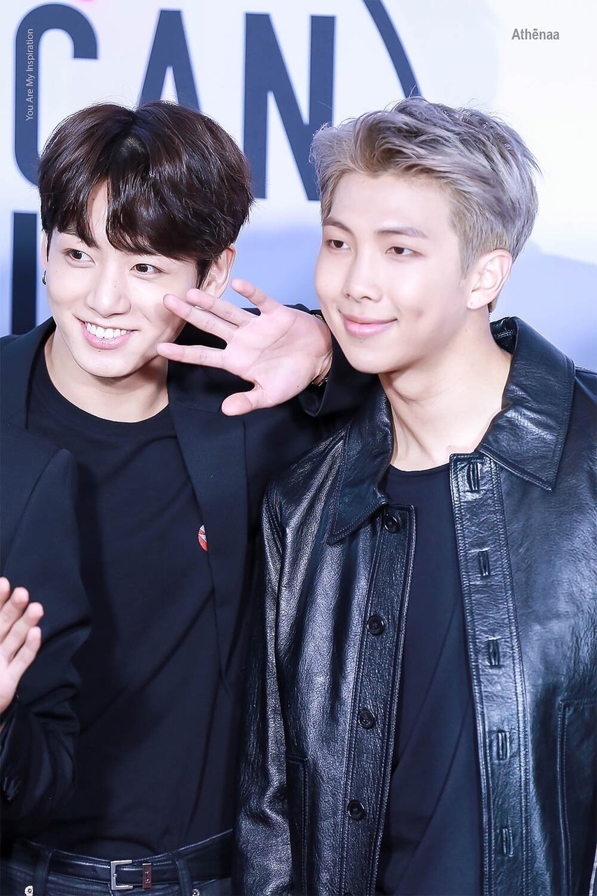 BTS's Jungkook Accidentally Exposed Himself As RM's Biggest