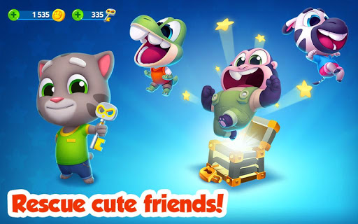 Talking Tom Splash Force Mod