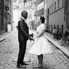 Wedding photographer Monica Hjelmslund (hjelmslund). Photo of 27.05.2018