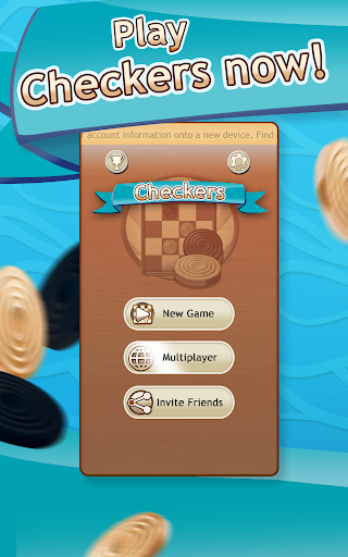 Checkers - Draughts Multiplayer Board Game screenshots 6