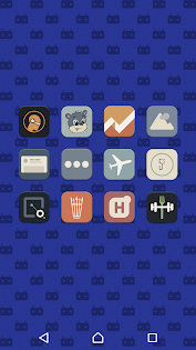 (APK) تحميل لالروبوت / PC Kaorin - Icon Pack تطبيقات screenshot