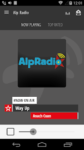 Swiss Internet Radio- screenshot thumbnail