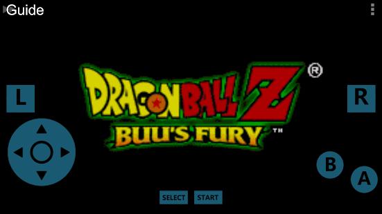 Guide For Dragonball Z - náhled