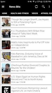 News Bits - náhled