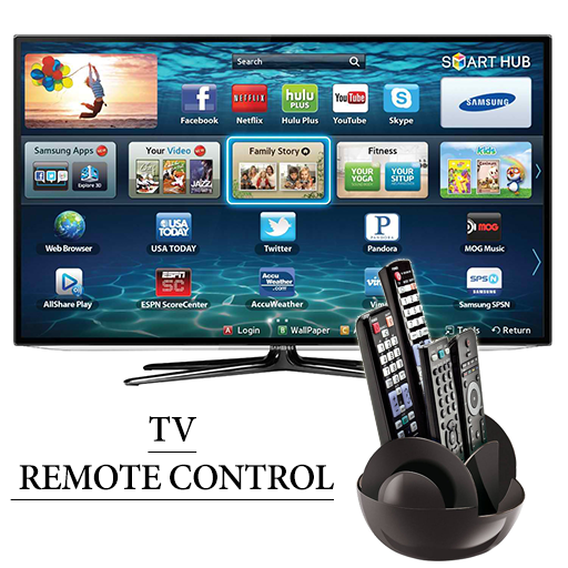Universal Smart TV Remote Control - Apps on Google Play