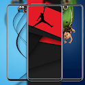 Note 20 punch hole Wallpaper & Note20 Ultra Cutout icon