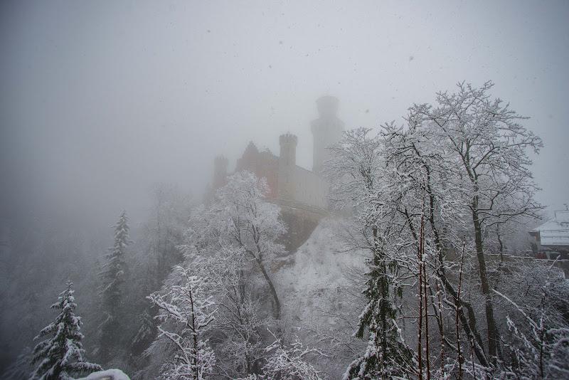 castello sotto la neve di walterferretti