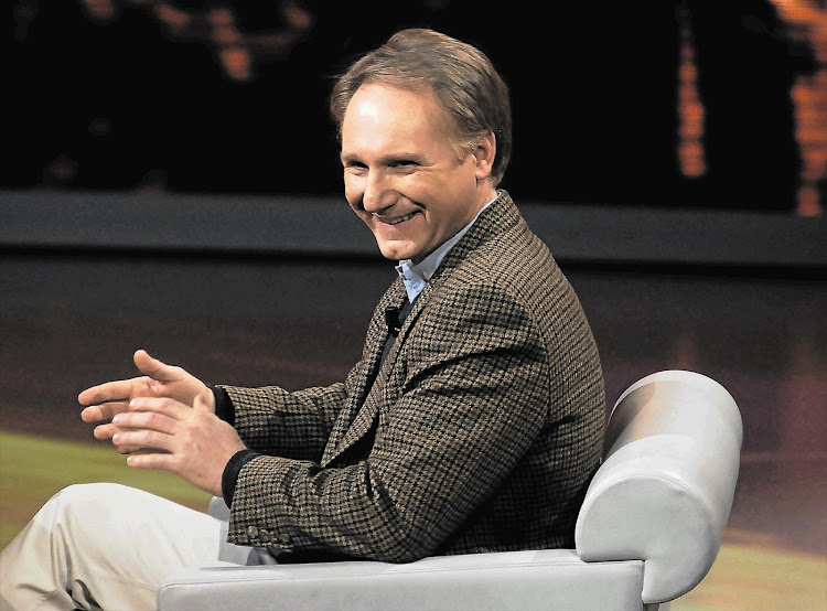 Author Dan Brown churns out bestsellers featuring Professor Robert Langdon