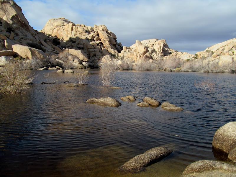 Photo: Barker Reservoir