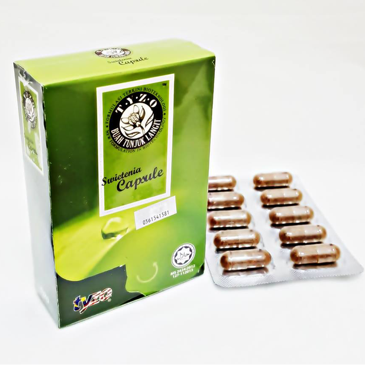 Tyzo Swietenia Capsule 30Capsules by The Health Story Enterprise