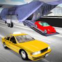 Transportador Avión coches 16 icon