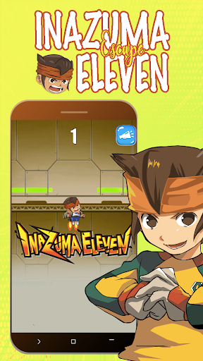 Inazuma Escape Eleven Football Game 1.0.5 PC u7528 3