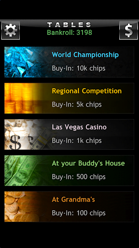 Offline Texas Holdem Poker 5.14 screenshots 3