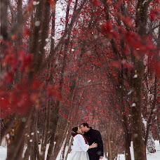 Wedding photographer Olga Nikolaeva (avrelkina). Photo of 28.01.2019