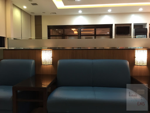 Miascor Skyview Lounge at NAIA Terminal 3