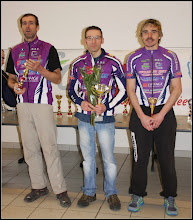 Photo: podiumdes 40/ 49 ans fred- pascal- christophe