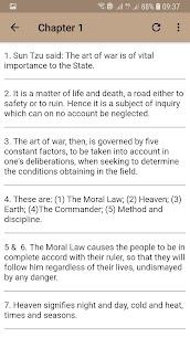 The Art of War by Sun Tzu (ebook & Audiobook) 9.994 Mod APK (Unlimited) 2