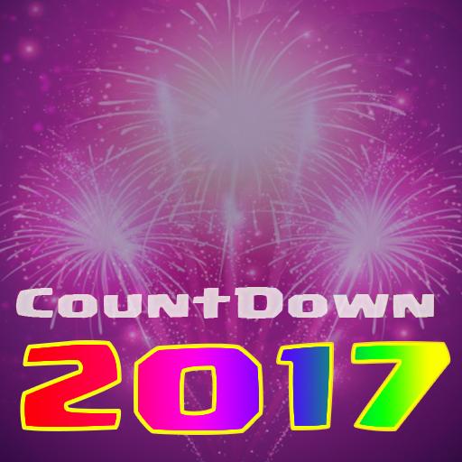 Happy New Year's Countdown
