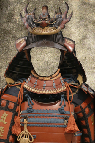 Samurai Armor Suit Photo Maker