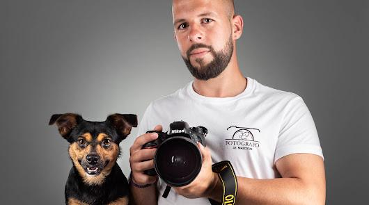 El fotógrafo de mascotas, un hobby convertido en oficio