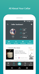 CellWine- Complete wine.- screenshot thumbnail
