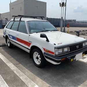 レオーネ  1984年式 ツーリングワゴン 1.8 4WD AJ5のカスタム事例画像 BOXERさんの2019年10月19日06:41の投稿