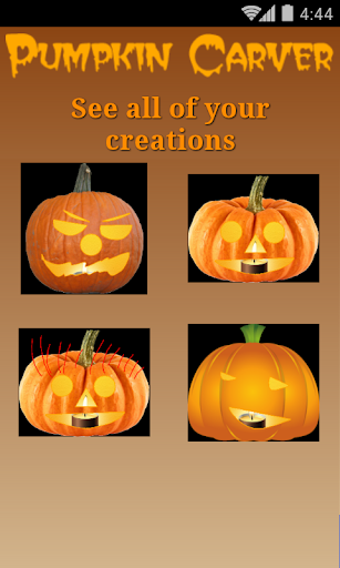 Pumpkin Carver 3.0.0 screenshots 4