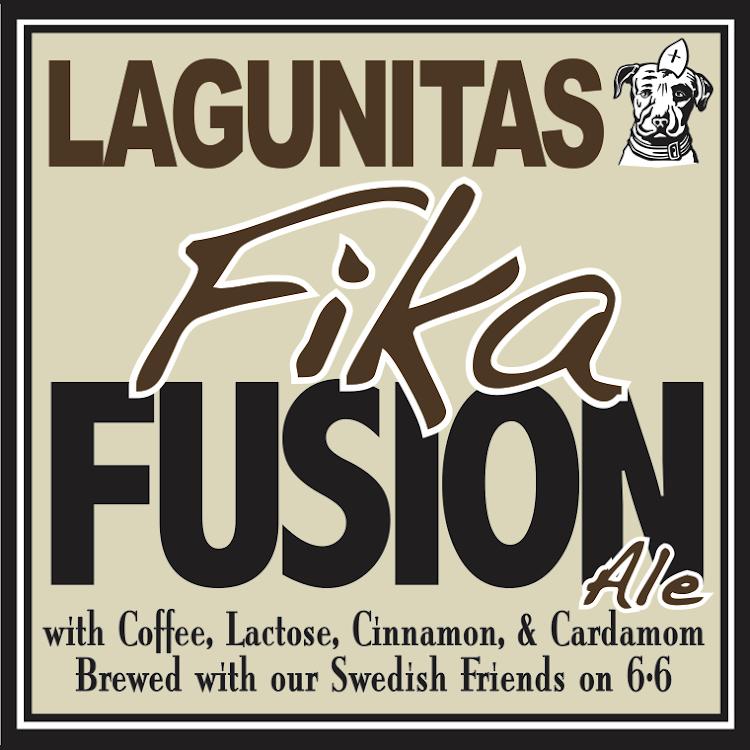 Logo of Lagunitas Fika Fusion