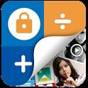 Photo,Video Locker-Calculator icon