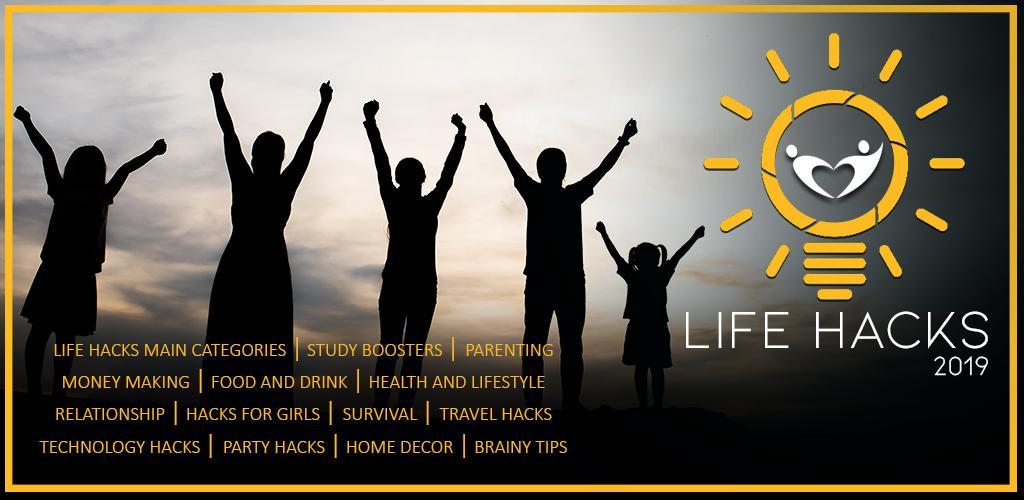Download Life Hacks 2019 - Lifestyle Tips APK latest version app for