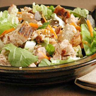Asian Seared Tuna Salad.