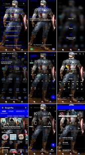 Translucent Substratum Theme Screenshot