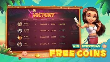 screenshot of Higgs Domino Island-Gaple QiuQiu Poker Game Online