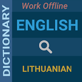 English Lithuanian Dictionary