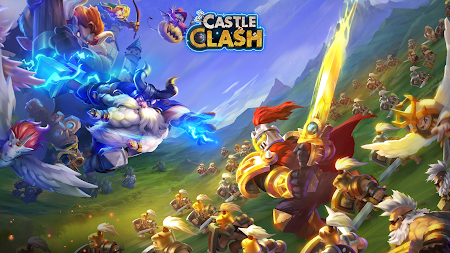Castle Clash APK screenshot thumbnail 1