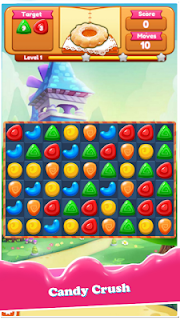 Candy Jelly Blast screenshot 02