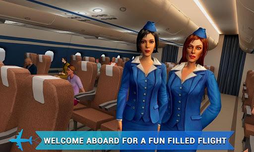 Airplane Flight Attendant -Career Job Sim  screenshots EasyGameCheats.pro 1