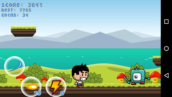 Pappu Run screenshot