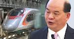 《南都》指高鐵去廣州需逾1小時 港鐵李聖基:試車不能作準 48分鐘仍是目標