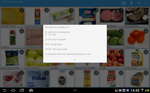 Visual Grocery Shopping List L screenshot 8