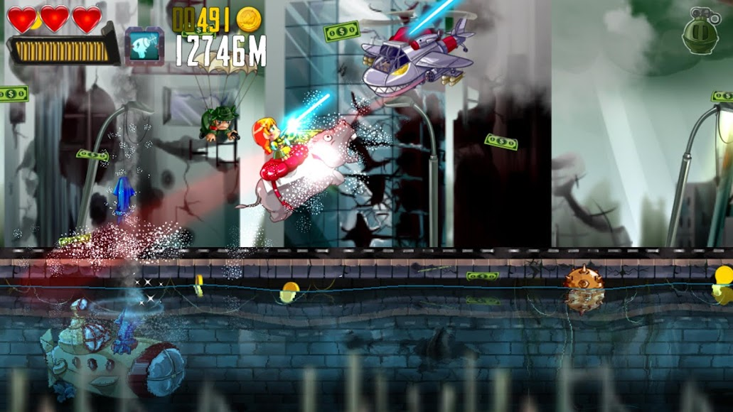 Ramboat: Shoot and Dash 3.11.1