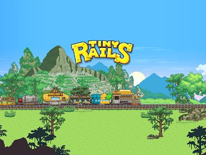Tiny Rails MOD APK 2.9.21 [ Free Shopping] 9