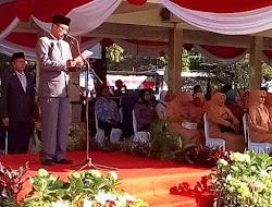 Puncak hari jadi Kabupaten Ngawi yang Ke 660